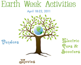 Earth Week Faire at Foothill College